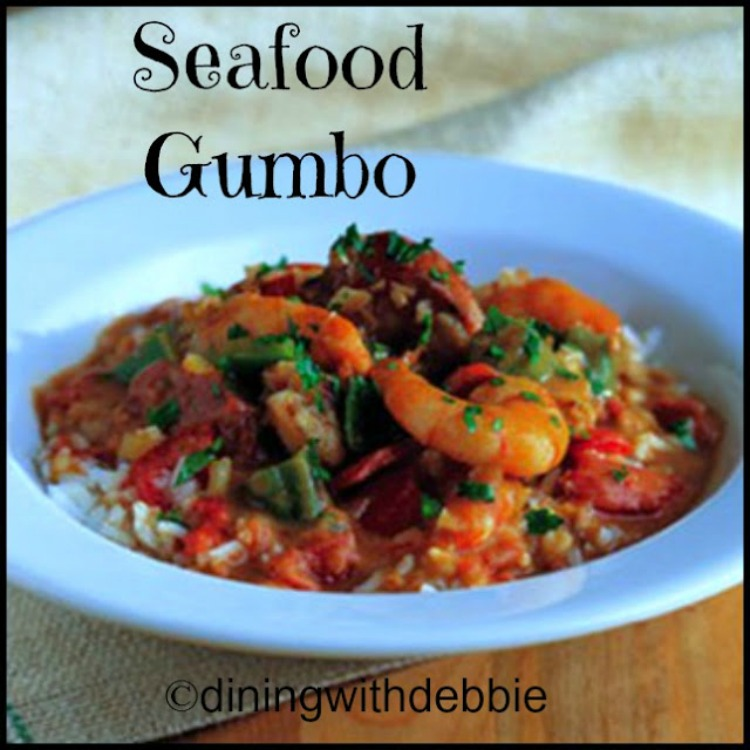 CROCK POT WEDNESDAY – First You Make a Roux and Seafood Gumbo