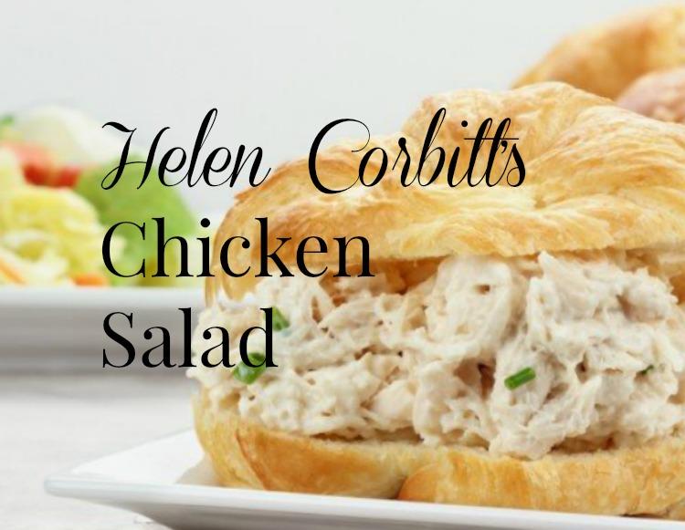 Chicken Salad ala Helen Corbitt