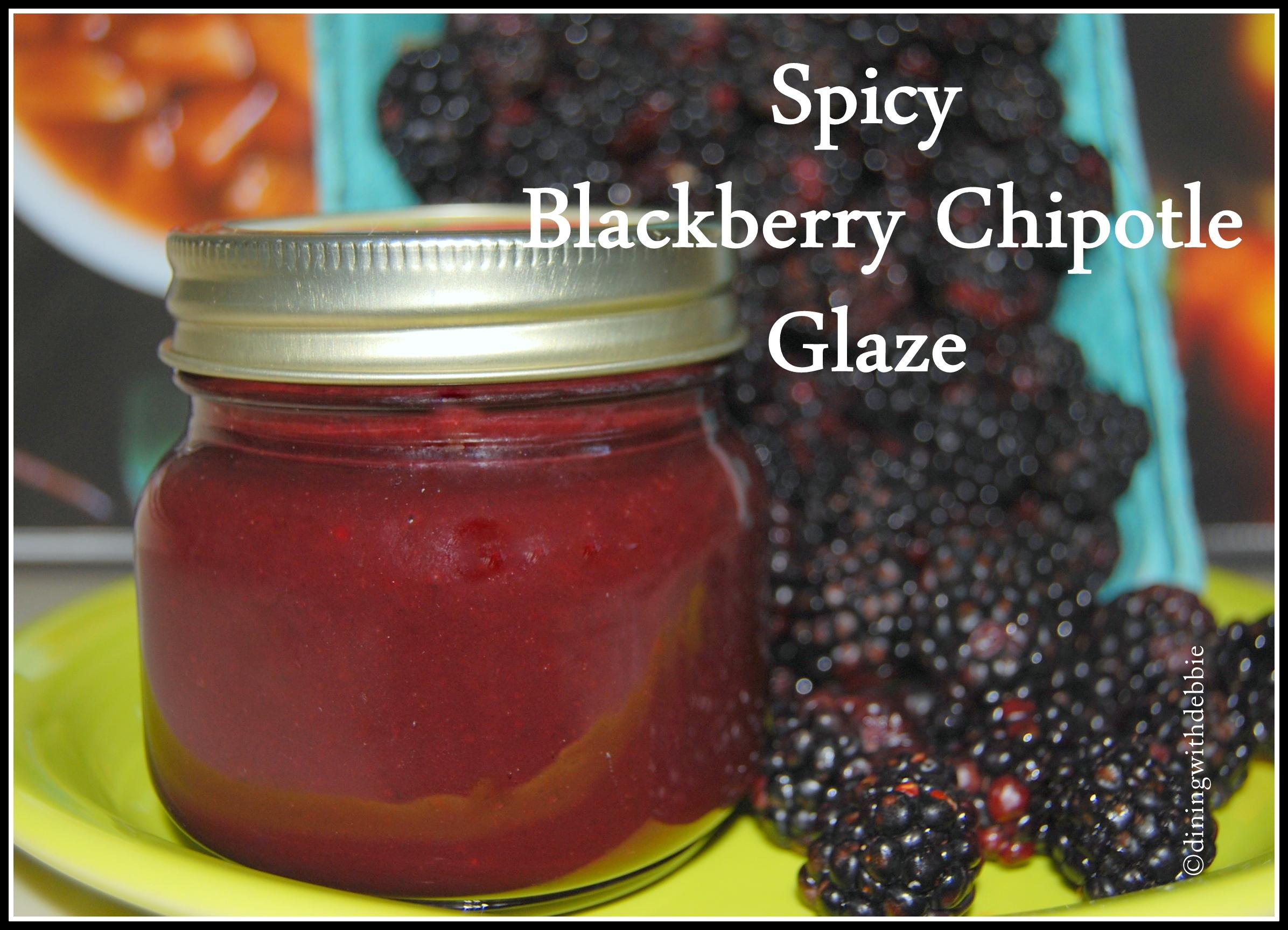 #Virtual #Smokeoff–Spicy Blackberry Chipotle Glaze