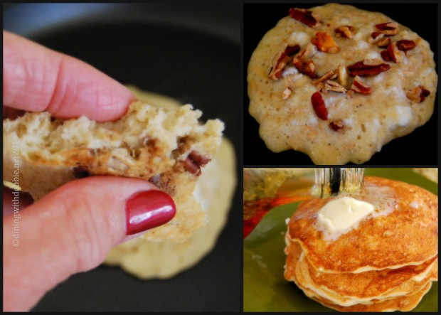Perfectly Prepared Pancakes Part 2: Buttermilk and Oatmeal Varieties {Kitchen Basics}