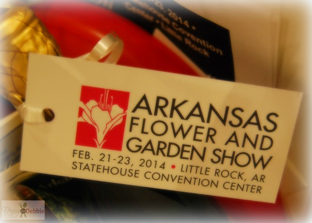 Bloggers in Bloom Giveaway with Arkansas Flower and Garden Show