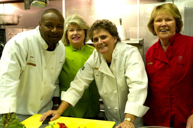 Capers Wins American Culinary Federation 2014 National Award