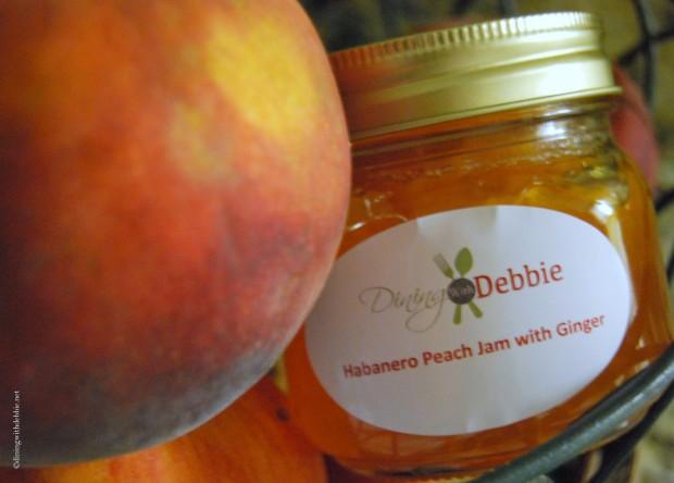 peach hab jam