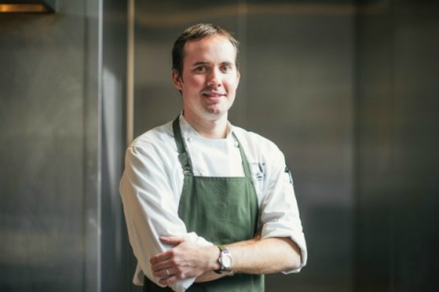 Executive Chef Matt McClure of The Hive, Bentonville