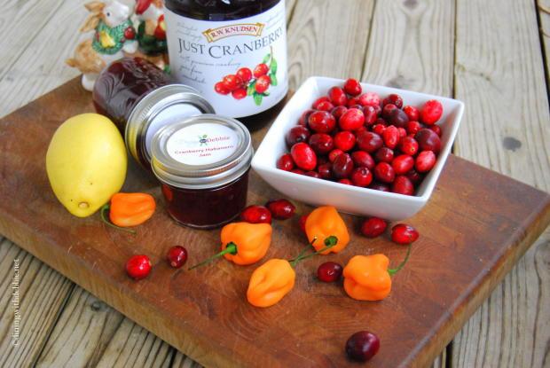 Preserving Winter: Cranberry Habanero Jam