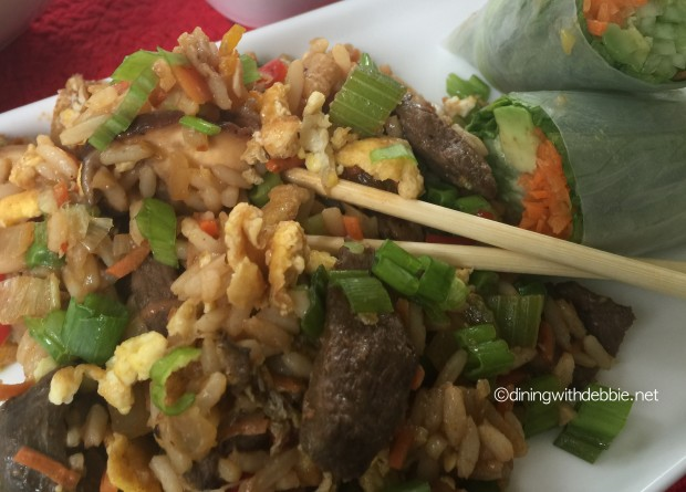 Duck Fried Rice – {Riceland}