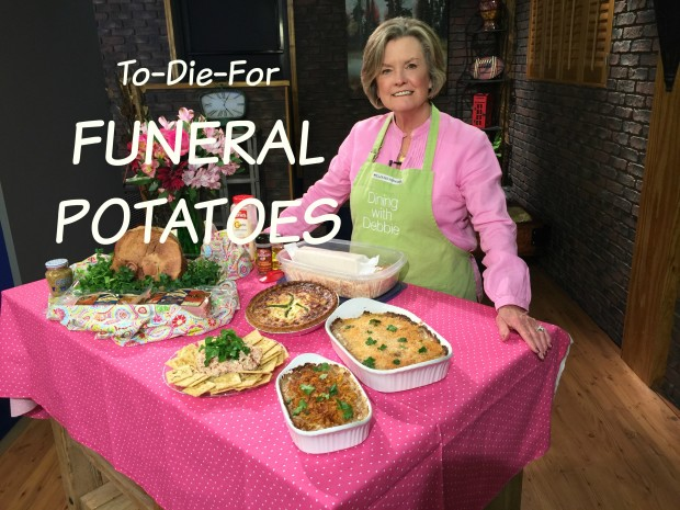 funeral potatoes o'brien w ham for thv11 diningwithdeb