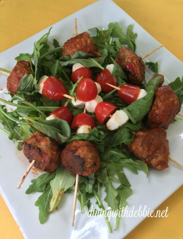 #cookingwithgerber mini meatball appetizers