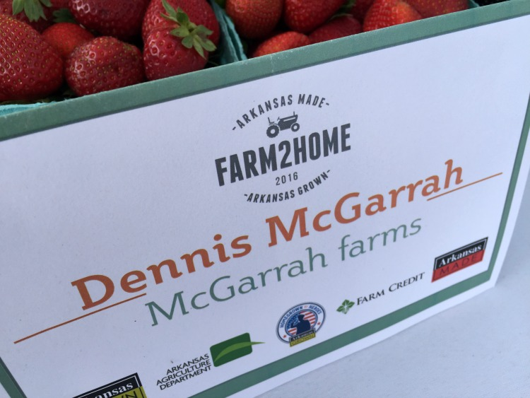 The McGarrah family has been farming in northwest Arkansas since 1824.