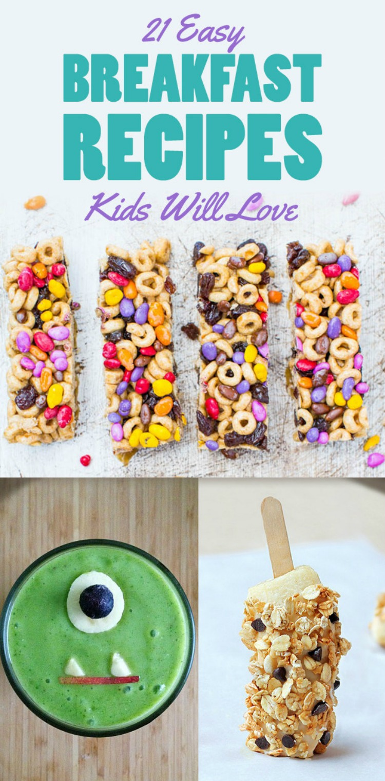 21 Breakfasts Kids Will Love