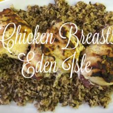 chicken breasts eden isle feature