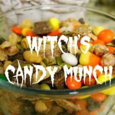 Witch's Candy Munch