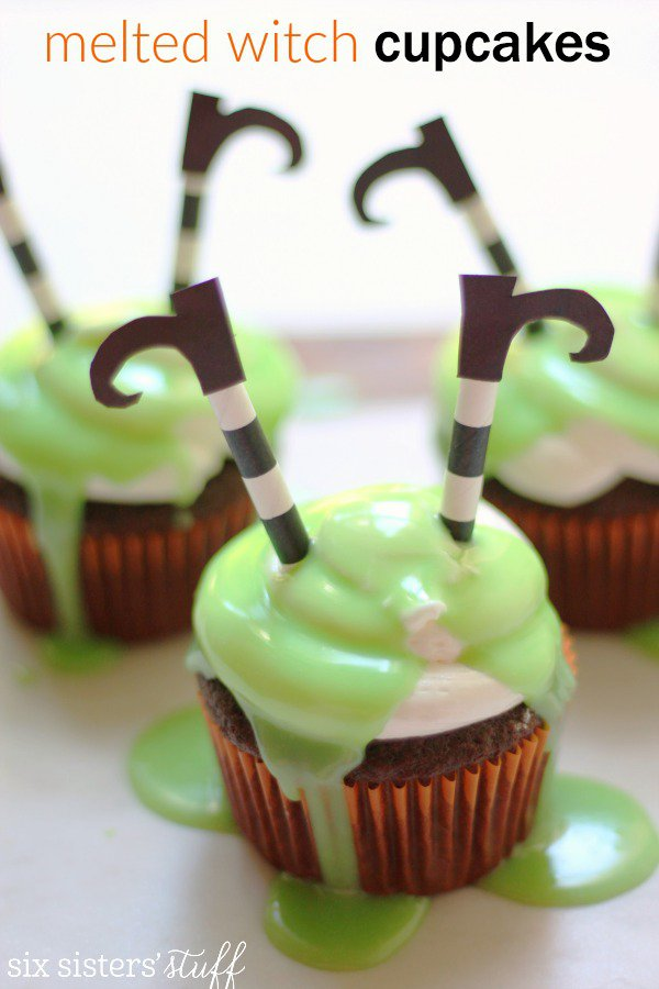 halloween-six-sisters-melted-witch-cupcakes