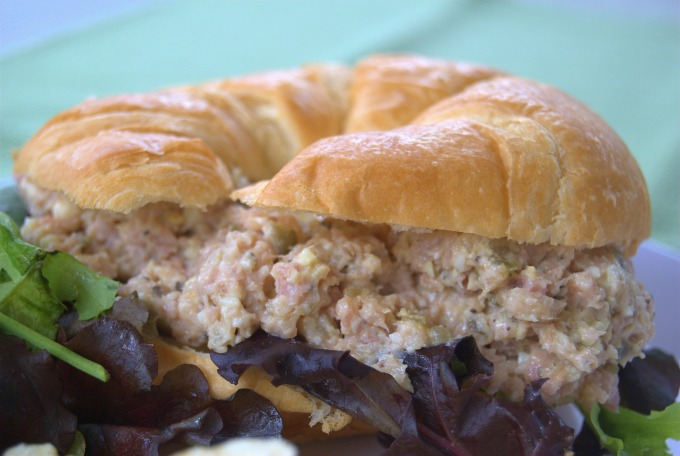 680-peppered-ham-salad-on-croissant-close-dining-with-debbie-for-petit-jean-meats