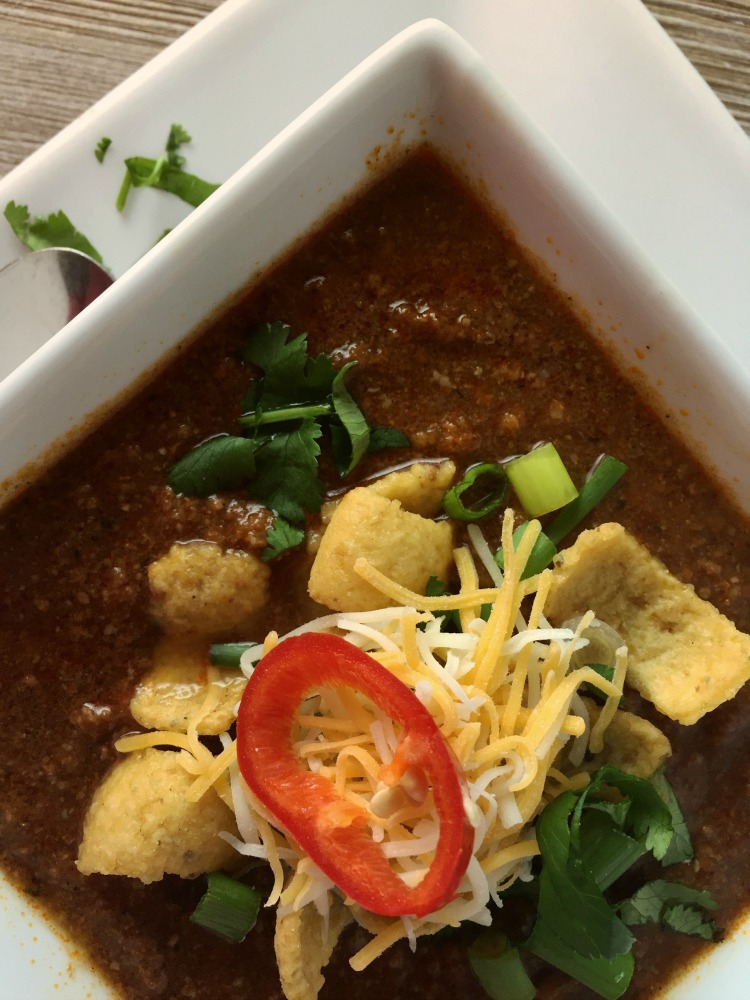 The Very Best Chili from Dining With Debbie