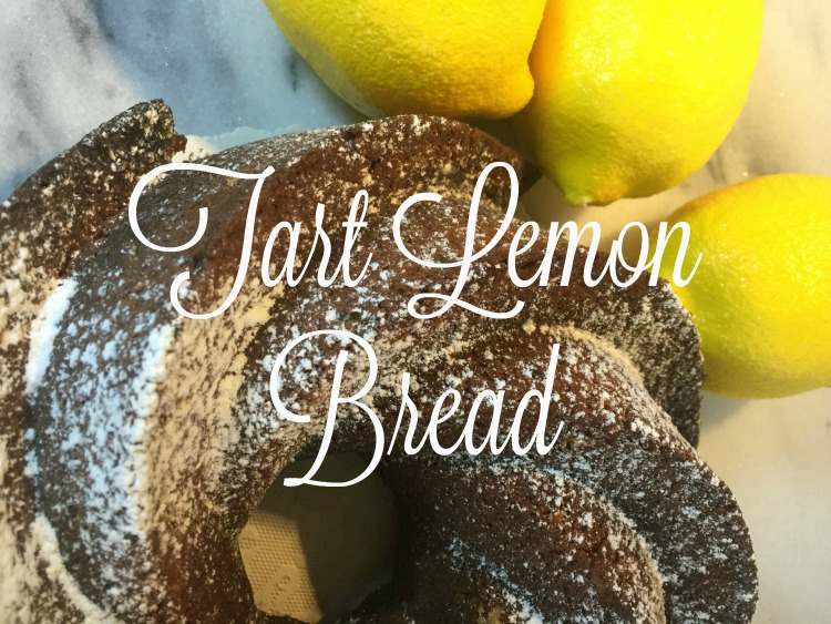 Tart Lemon Bread