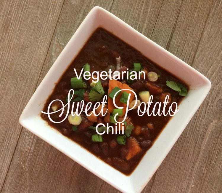 Vegetarian Sweet Potato Chili Dining With Debbie