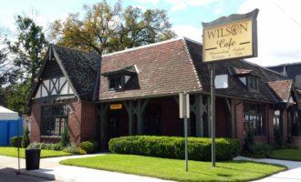Wilson Cafe, Wilson, AR