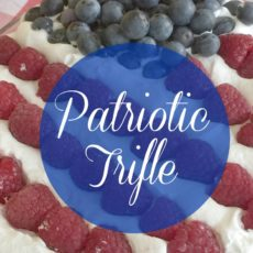 patriotic trifle for Independence Day diningwithdebbie.net