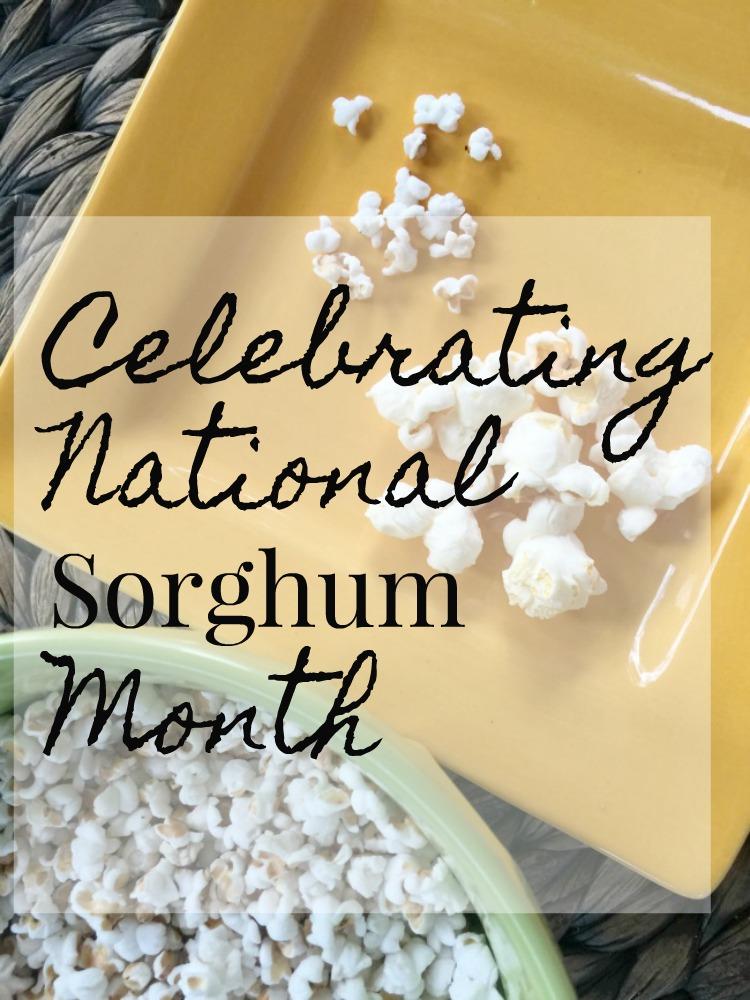 """Sorghum Grain """"Popcorn"""""""