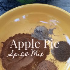apple pie spice mix from diningwithdebbie.net