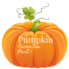 pumpkin favorites part 1 clips art