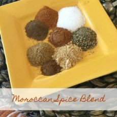 Kitchen Basics: Homemade Moroccan Spice Blend
