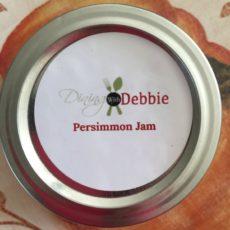 persimmon jam from diningwithdebbie.net