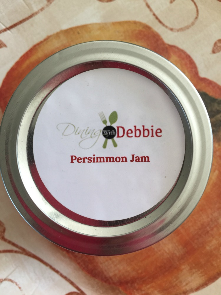 Preserving Autumn: Persimmon Jam