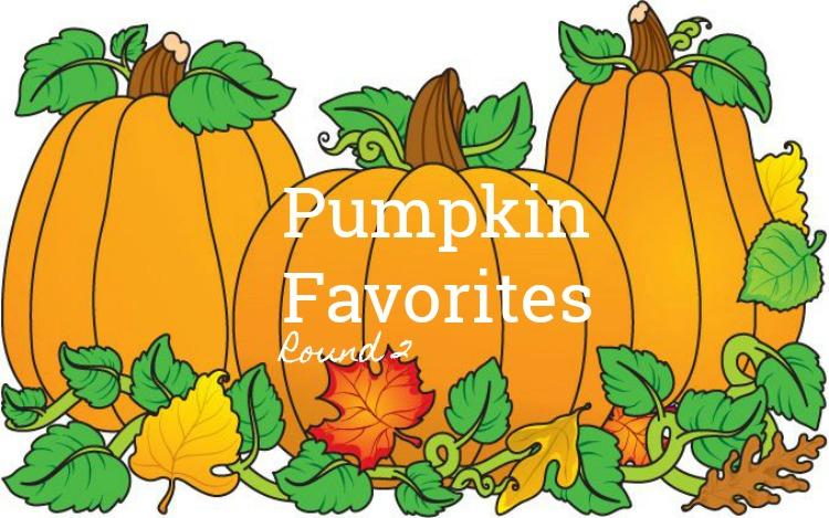It's Pumpkin Time! {Favorites Round 2}