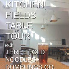 Kitchen|fields table tour feature via diningwithdebbie.net