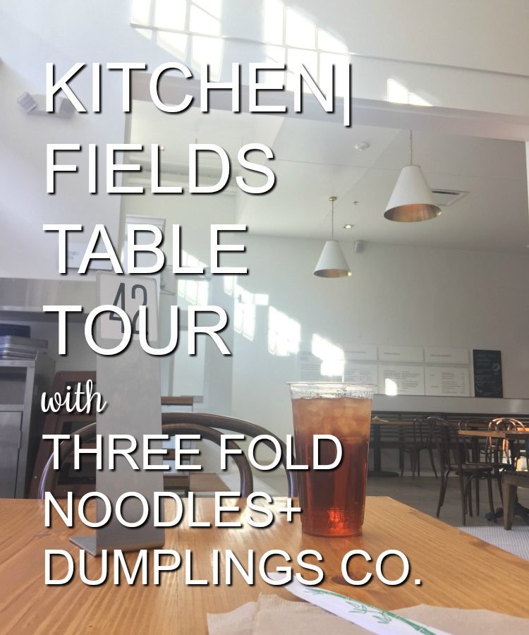 Kitchen|fields table tour feature via diningwithdebbie.net