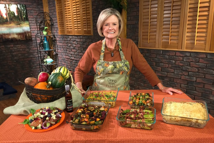 Thanksgiving Sides with a Twist: Roasted Mixed Vegetables
