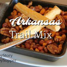 Chef Matt McClure's Arkansas Trail Mix