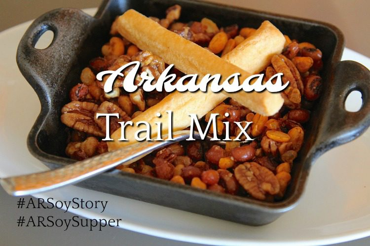 Chef Matt McClure's Arkansas Trail Mix