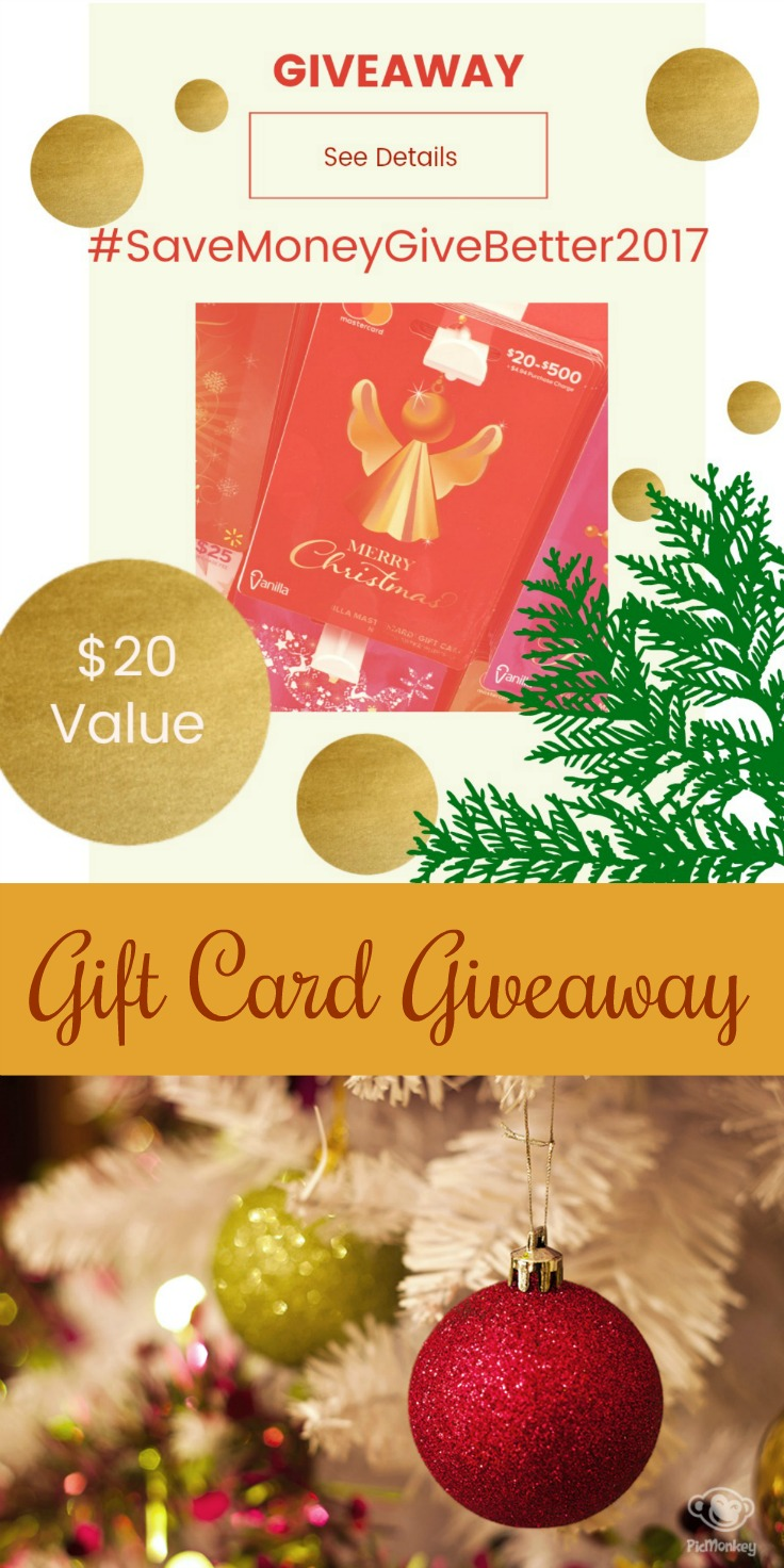 A Gift For You {Giveaway}