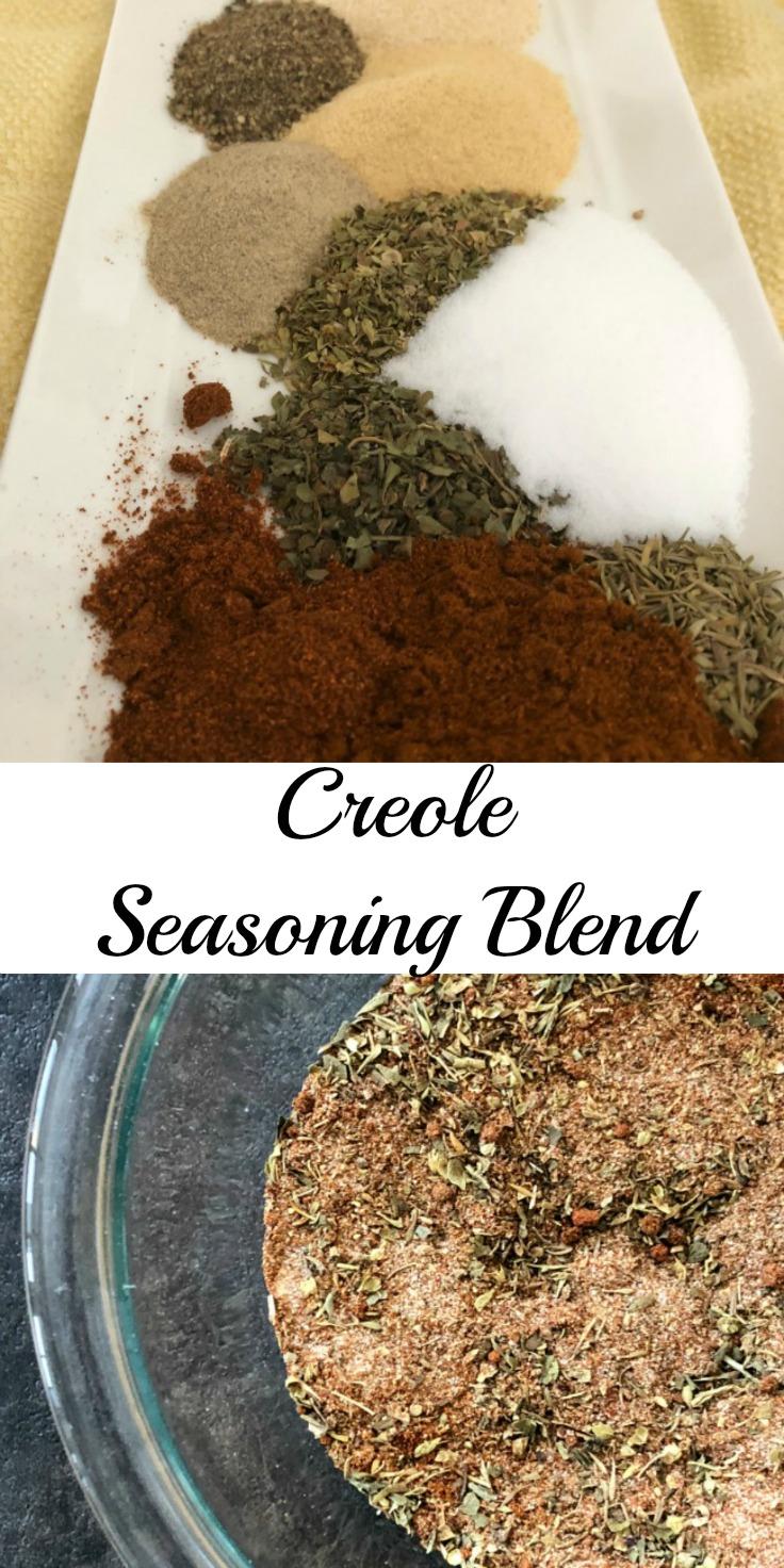 Homemade Creole Seasoning Blend vis diningwithdebbie.net