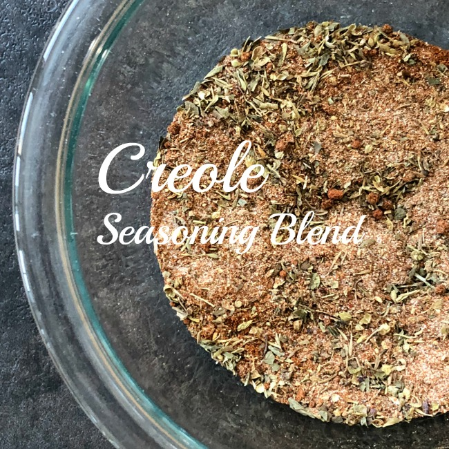 Kitchen Basics: Homemade Creole Seasoning